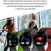 119Plus Smart Wristband Heart Rate Monitor Sport Tracker Smart Watch Sport Smartband For Android IOS Men Women Smart Bracelet promo