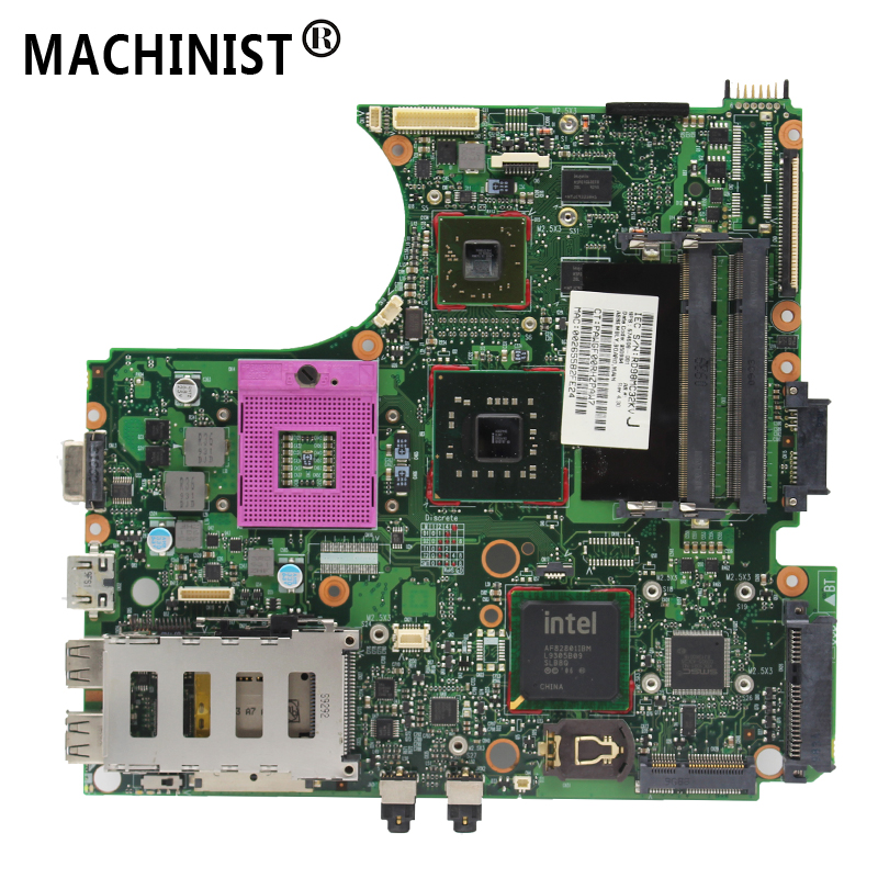 Original For HP 4410s 4411S 4510S 4710S Laptop Motherboard MB PGA 478 PM45 DDR2 574508-001 6050A2252701-MB-A03