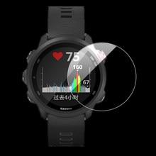 Закаленное Стекло для Garmin Forerunner 945 935 745 735XT 735 245 645 музыка 45 45s 35 235 Smart Watch Защитная Экран протектор