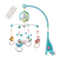 1pc Bed Bell Toy Lovely Creative Baby Rattle Toy for Baby Infant Children