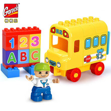 Legoingly 1023 Big Building Blocks Set children Educational Bricks Toys For Birthday Gifts Toy For Baby Compatible With Duplo dhl lepin 17002 compatible legoingly 10181 paris eiffel tower set model building blocks bricks as birthday gifts toys for kids