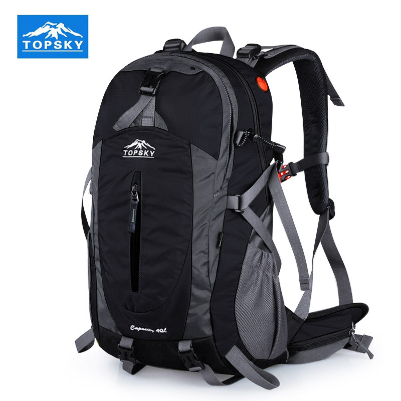 Manufacturers Customizable Wholesale Travel Bag Nylon Waterproof Outdoor Mountaineering Bag Large Capacity Casual Travel Backpac