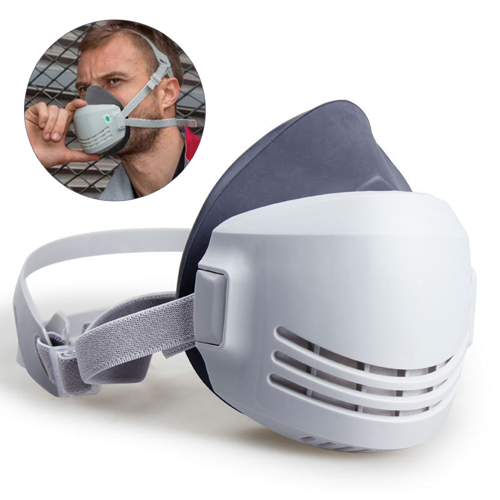 Industrial Mouth Mask PM2.5 Anti-dust Anti-particulate Matter Respirator Half-Face Masks Labor Protection Mask  маскировать