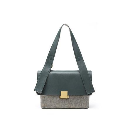 AKAKCOCO Women Bag 2019 New Fashion Autumn And Winter Retro Saddle Bag