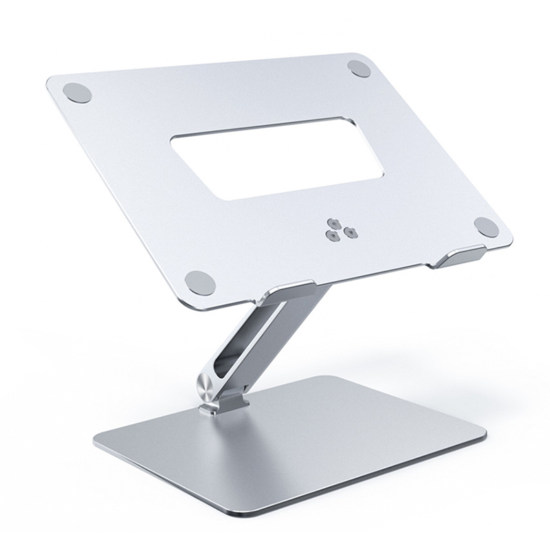 Notebook Stand Adjustable Angle Aluminum Alloy Free Lift Laptop Heighten Holder For Macbook IPad Pro 7-17 Inch Notebook Laptop