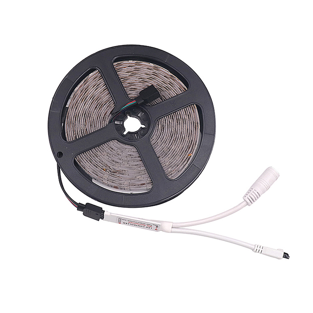 светодиодная ленсветильник 12 в 5 м 2835 smd 60 светодиодов/м фотография