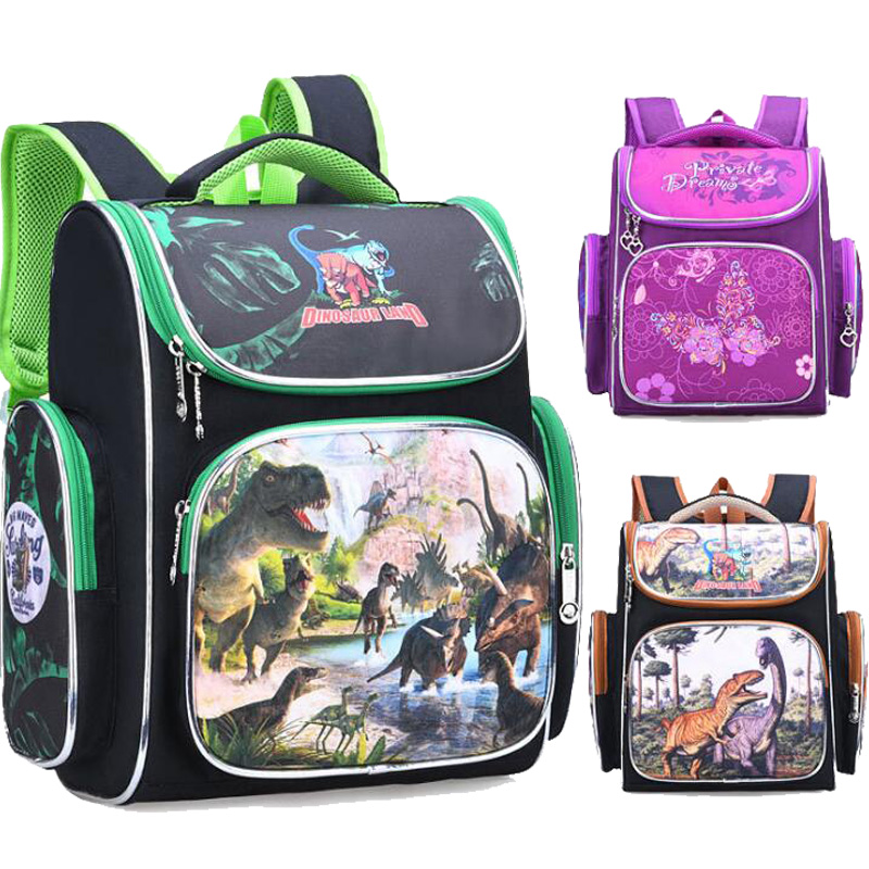 New Children School Bags Orthopedic Waterproof Backpacks Child Boy Spiderman Book Bag Satchel Knapsack Mochila Escolar H92401