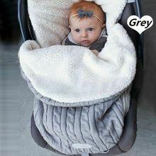 FOCUSNORM/ спальный мешок для маленьких девочек и мальчиков с тепловым вкладышем, Удобные ножки для коляски, переносное детское кресло