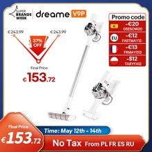 【Promo Code:FASTMAY12】Dreame V9P Handheld Wireless Staubsauger Tragbare Cordless Zyklon Filter reiniger Staub Kollektor für Teppich Sweep