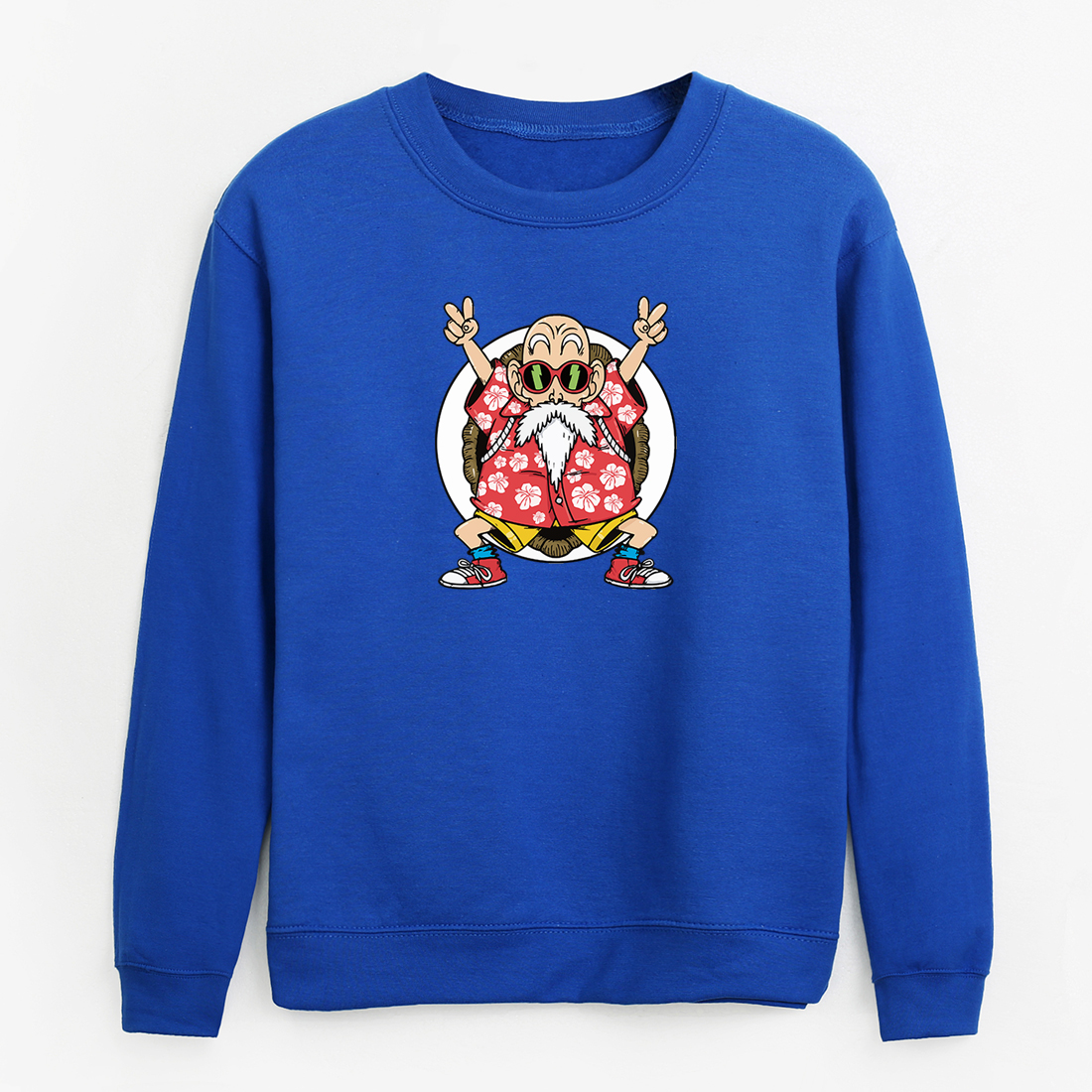 2019 Men 39 s pullover hoodie Dragon Ball Turtle fairy Print hoodies man 39 s Funny Anime Casual 100 Cotton motion hooded sweatshirt in Hoodies amp Sweatshirts from Men 39 s Clothing