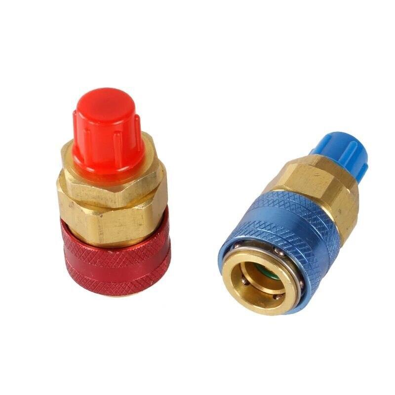 Engate rápido para Condicionadores de Ar Automático Não Corrosivo R134A R134a Refrigerante Ecológico do Filtro de Água Agente de Refrigeração