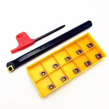 1PCS S06K-SCLCR06 S07K-SCLCR06 S10K-SCLCR06 S12M-SCLCR06 internal tool holder CNC tools for CCMT060204/08 cutting