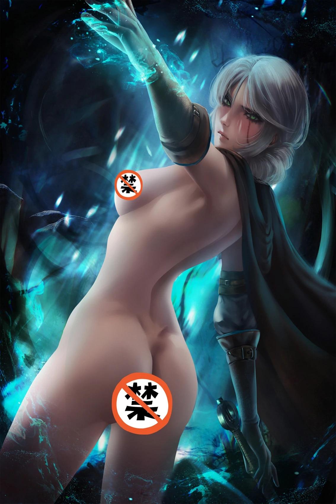 Triss sexy Sexy Triss