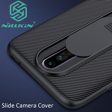 Nillkin CamShield שקופיות מצלמה כיסוי עבור Xiaomi Poco X2 Redmi K30 K30i עדשת הגנת מקרה