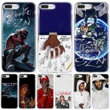 Um boogie sagacidade da hoodie com capuz szn álbum caso de telefone para o iphone x 7 8plus silicone telefone capa para iphone 11 12 mini pro max casos