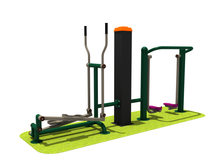 East China Manufacturers Supply Outdoor Park Residential Rehabilitation Exercise Training Fitness Equipment Path(China)