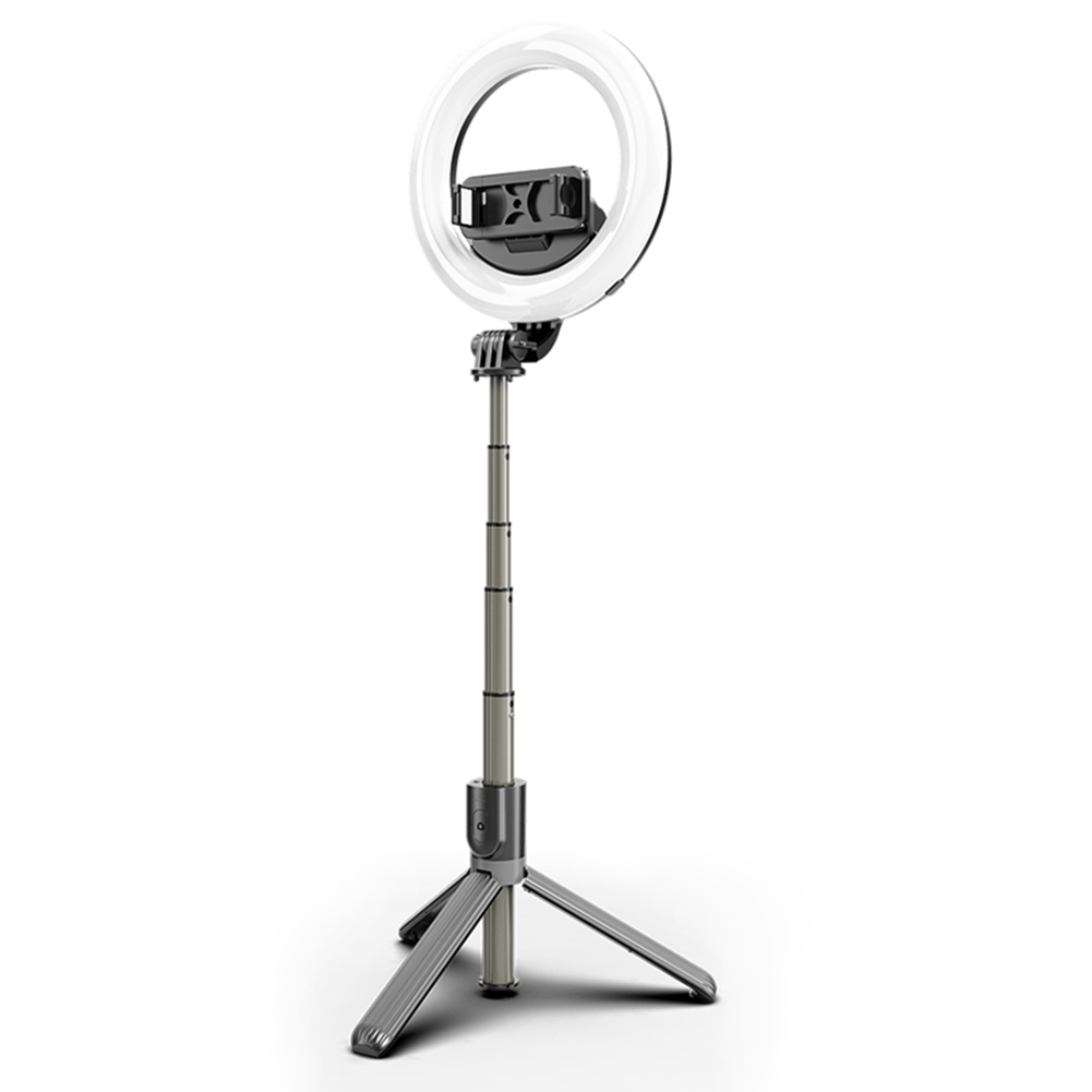 cheapest Self-Timer LED Ring Light With Tripod Makeup live Photography Video Beauty Lamp