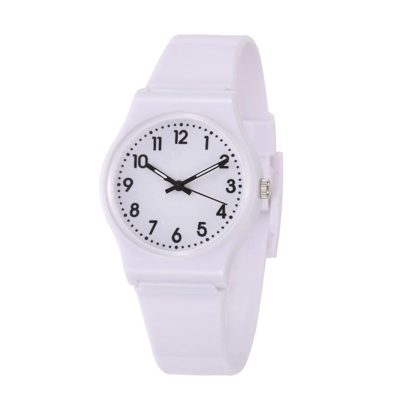New Fashion Children Watches Quartz Watch Girls Boys Rubber Clock Gift Drop Shipping Kinder Uhren Horloge Kids Montre Enfants