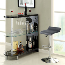 Bar Chair Cash Register Lift-Bar Desk Back-Light Minimalist Nordic Modern Luxury Home