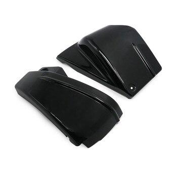 Motorcycle Battery Side Fairing Cover Guard Protector For Yamaha Dragstar V-Star 650 XVS 650 650A Drag Star 650 XVS650 XVS650A