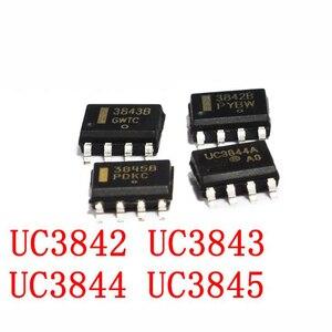 SMD power IC Образец комплект 40 шт. = 4 вида * 10 шт. UC3842 UC3843 UC3844 UC3845 sop каждый 10 шт. комплект