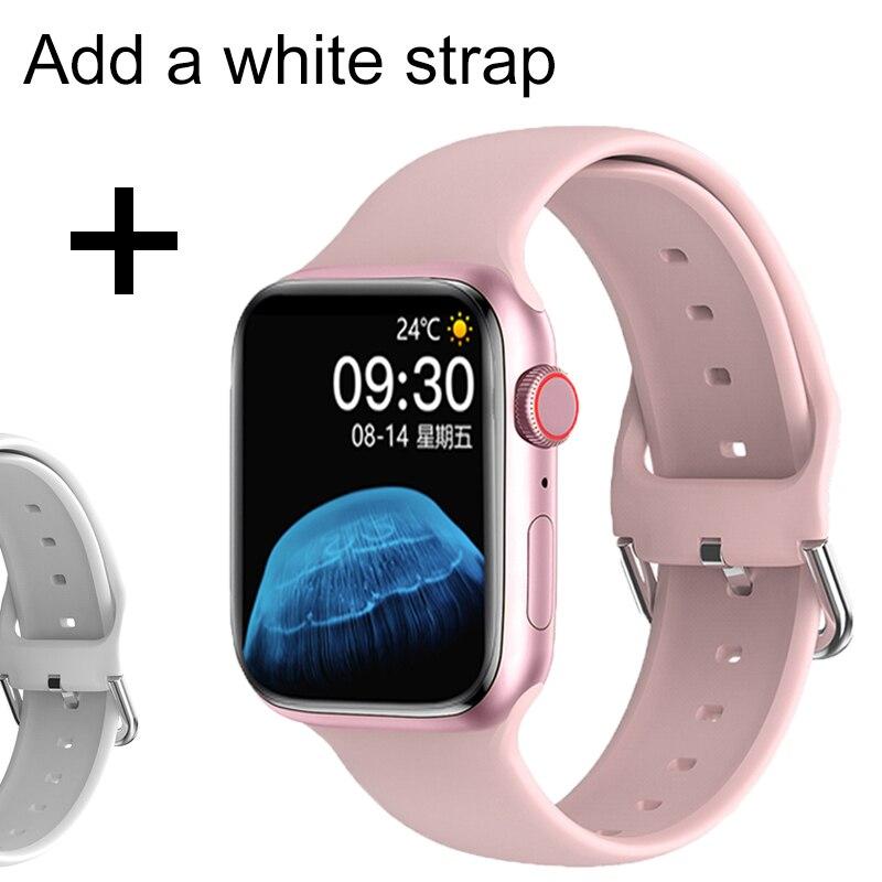 Pink add white