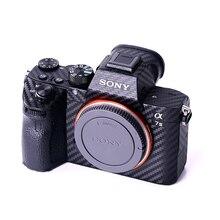 Защитная пленка наклейка протектор для sony A7M3 A7R3 камера тело кожи орнамент антикоррозийный устойчивый к царапинам покрытие до истирания