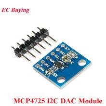 MCP4725 IIC I2C DAC rupture 12Bit numérique à Conversion analogique Module DAC pour carte de développement Arduino