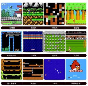 Image 3 - Yeni taşınabilir Mini el oyun renk LCD çocuklar renk oyun NES elde kullanılır oyun konsolu oynatıcı dahili 168 oyunları
