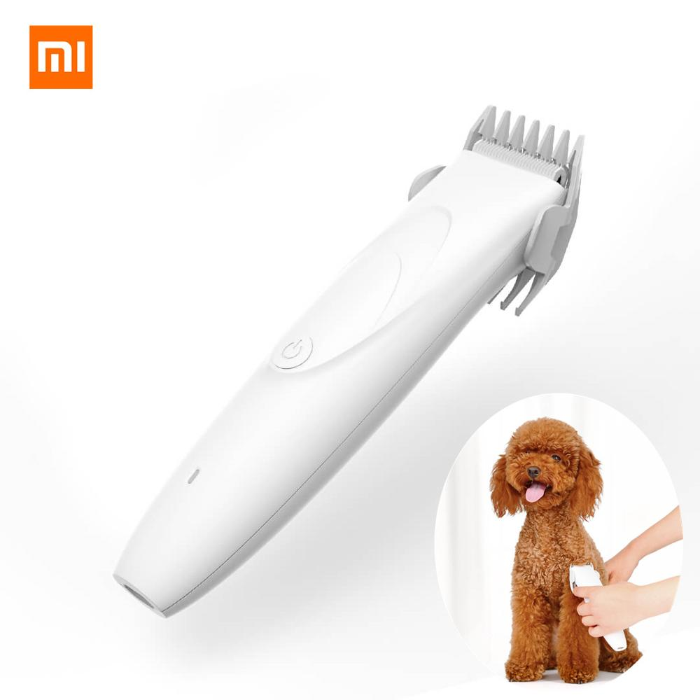 Xiaomi Pawbby Pets Hair Trimmers Professional Dog/Cat Pet Grooming Electrical Pets Hair Clippers USB Rechargable Pets Shaver