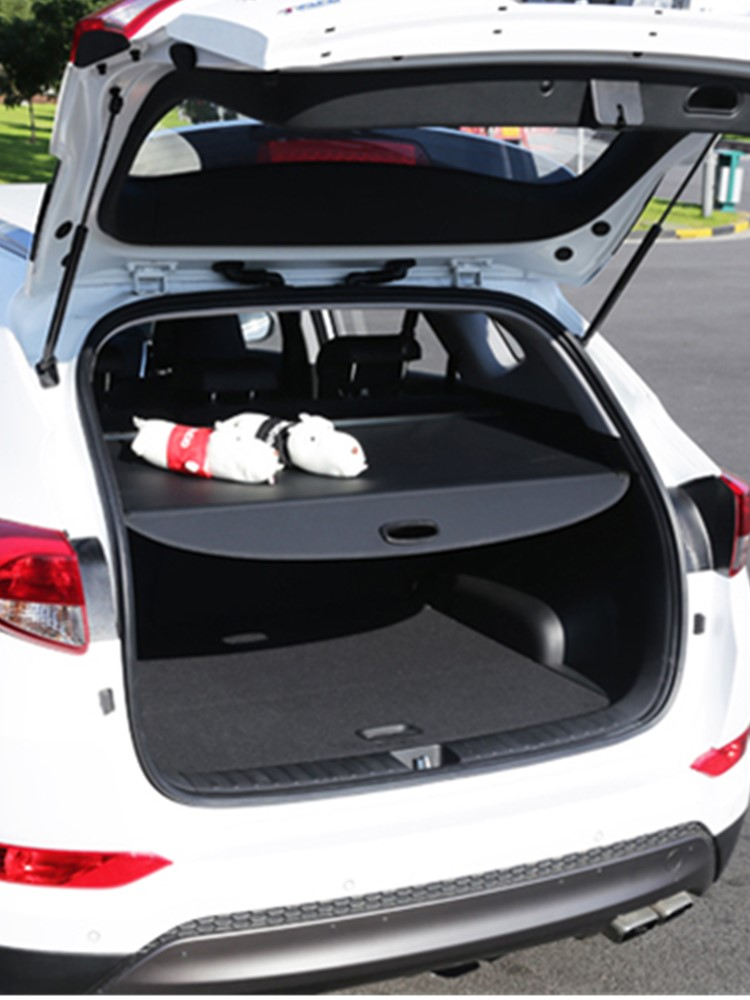 Hyundai Tucson Trunk : hyundai, tucson, trunk, Hyundai, Tucson, 2019Car, Styling, Accessories, Cover, Curtain, Trunk, Partition, Racks|Interior, Mouldings|, AliExpress