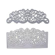 Обложка для поздравительной открытки металлические вырезанные