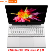 14.1 Inch Metal Shell 16GB RAM Windows 10 Laptop Intel 3867U Student Notebook 1TB SSD Dual Band WiFi with 32G Flash Drive