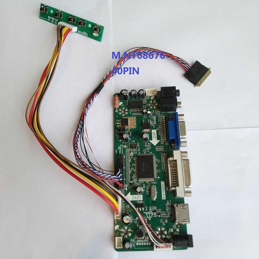 "Controller board Voor LP156WF1 (TL) (F3) M. n68676 15.6 ""1080 P 1920*1080 screen panel 2019 HDMI LED VGA LCD kaart DVI kit"