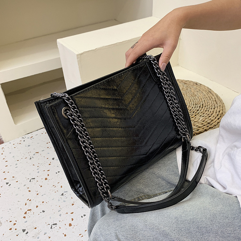 Winter Large Shoulder Bag Women Travel Bags Leather Pu Quailty Bag Female Luxury Handbags Women Bags Designer Sac A Main Femme