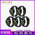 Imilab Smart Watch Bluetooth 5,0 SmartWatch сердечного ритма спортивный фитнес-трекер IP68 Smart watch es для мужчин и женщин, спортивный браслет
