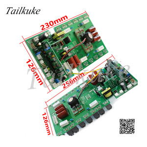 Image 3 - ไฟฟ้าเครื่องเชื่อมอินเวอร์เตอร์แผ่น ZX7/200/250 DC คู่มือเชื่อมบน 220V MOS ท่อ Circuit Board
