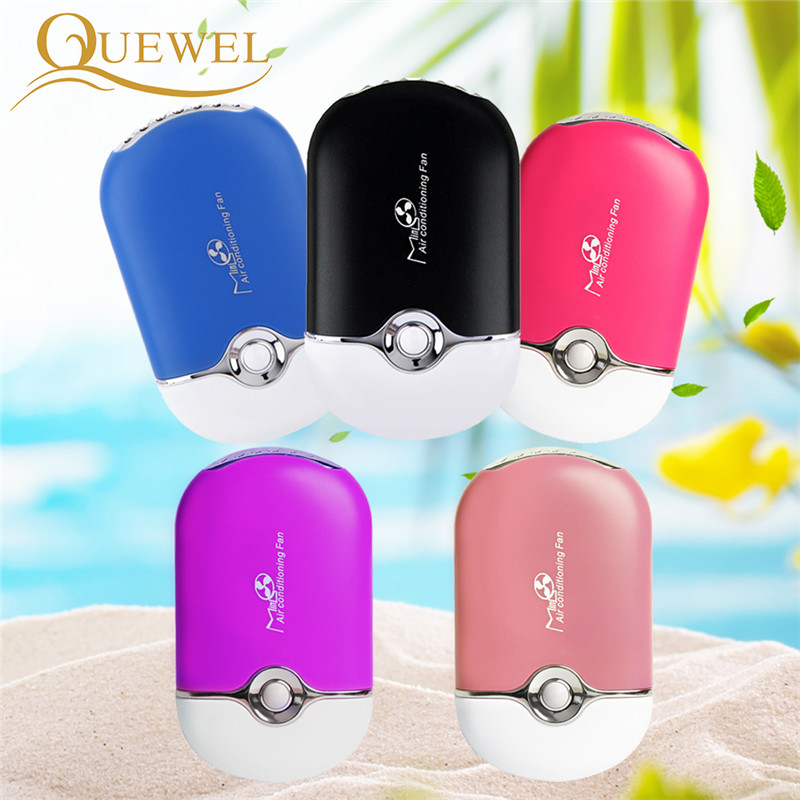 USB Eyelash Extension Mini Fan Air Conditioning Blower Lashes Fans Glue Grafted Eyelashes Dedicated Dryer Makeup Tools 5 Colors