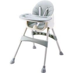 916 Silla de comedor para niños silla de bebé multifuncional mesas y sillas de bebé Azure