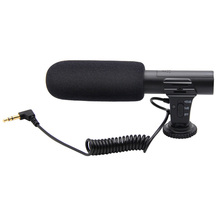 Interview Portable Mic For DSLR External Microphone Hypercar