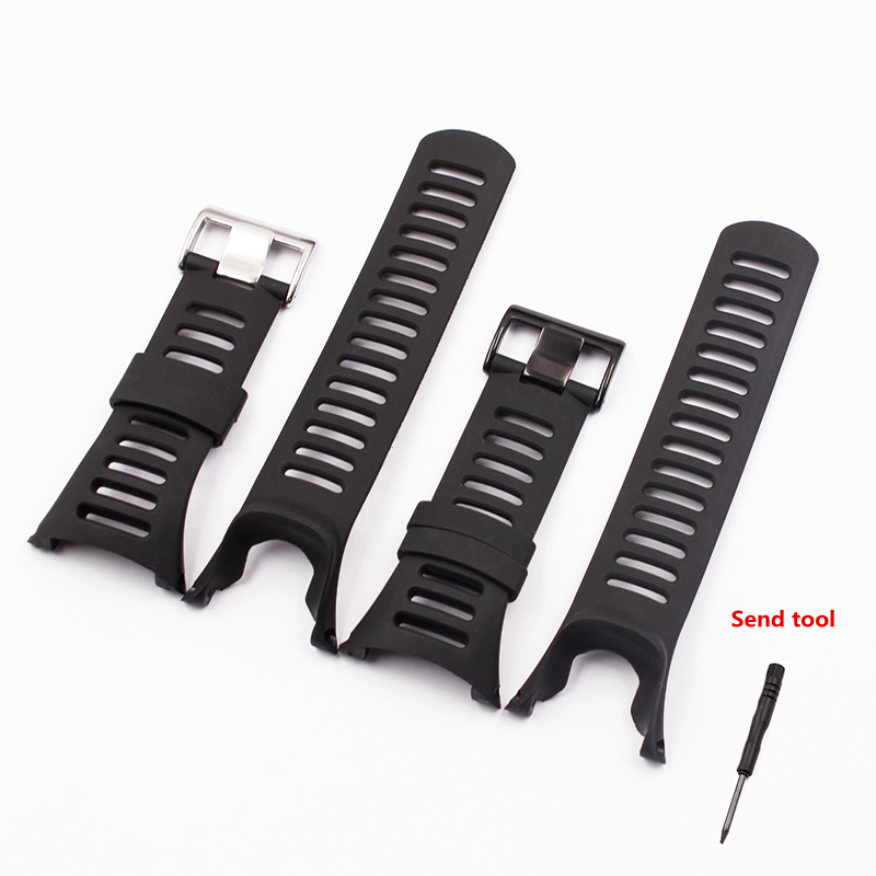 New! Strap for SUUNTO Ambit 1 2 3 2R 2S 24mm Men's Watch Rubber Band Screwdriver Watch Accessories|strap for|watch rubber bandwatch accessories - AliExpress