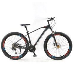 GORTAT bicicletta mountain bike 29 pollici bici da strada 30 velocità Telaio In lega di Alluminio A Velocità Variabile Freni A Doppio Disco biciclette