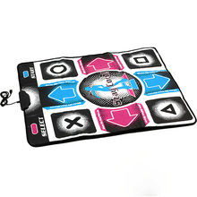 dance pad Dancing Step Dance Mat Pad Pads Dancer Blanket Equipment HD Non-Slip Foot Print to PC with USB