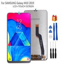 Оригинальный ЖК дисплей для samsung galaxy m10 2019 дигитайзер