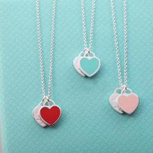 Women Jewelry 1:1 Luxury Brand S925 Sterling Silver