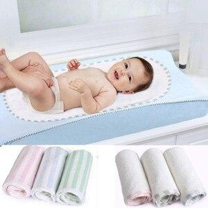 3 шт. детский пеленальный коврик хлопок экологический Diape для смены в путешествии простыня протектор Уход за ребенком продукты