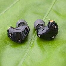 D2 สเตอริโอหูฟัง 1BA + 1DD MMCX HIFIหูฟังCustom Made MMCXหูฟังDJ MonitorหูฟังสำหรับKZสายผู้เล่น