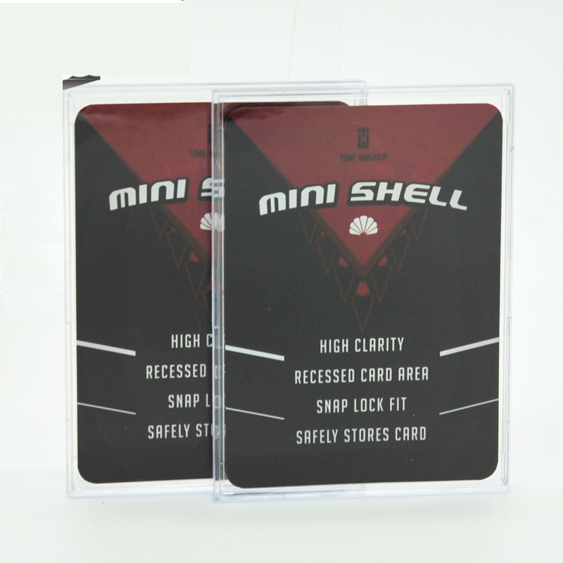 TW MINI Shell Card Bricks For Wanshi Baseball Card Card Holder Three Countries To Kill And Bastetball Card Protector 94X70X5MM