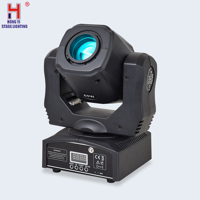 60watt Led Spot Moving Head Light Lyre Led 60w Lights Dmx-512 Contrlo For Show Disco Dj Dmx Stage Lighting