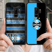 Phone Case For FC Gremio Samsung Galaxy S6 S7 Edge S8 S9 Plus A3 A7 A5 A8 A9 C5 J5 J7 S5 Black DIY Case Soft TPU Gremio For S10(China)